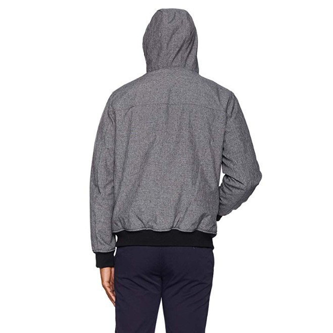 Levi\'s 李维斯 Soft Shell Sherpa Lined 男夹克