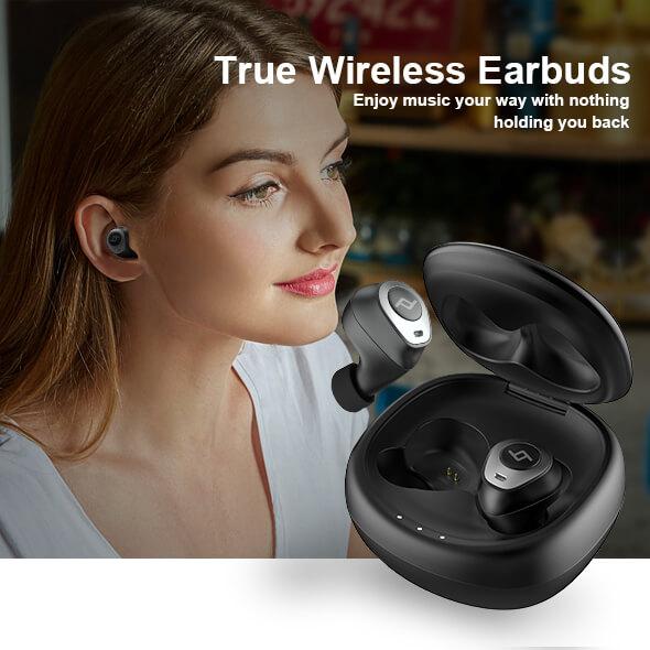Letscom 真无线蓝牙耳机 Bluetooth 5.0