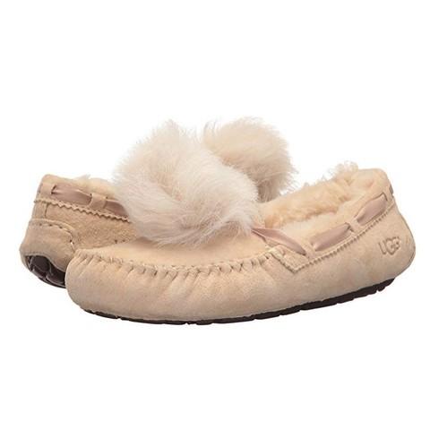 UGG Dakota 女式毛毛鞋