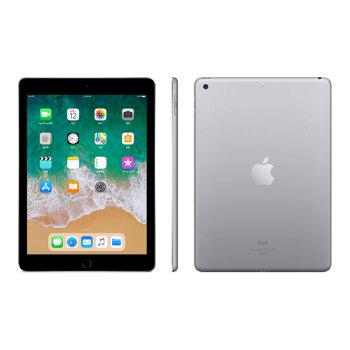 Apple 苹果 iPad 9.7英寸平板电脑 2018款(128G WLAN版)深空灰色
