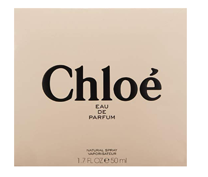 Chloé 蔻依 Eau de Parfum EDP 女士同名香水 50ml