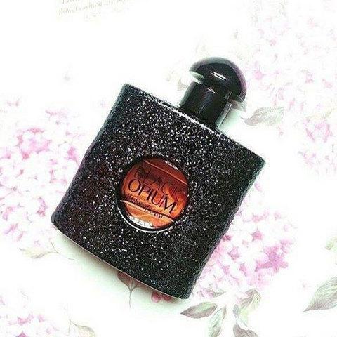 Yves Saint Laurent 圣罗兰 Black Opium 黑鸦片 女士香水 50ml