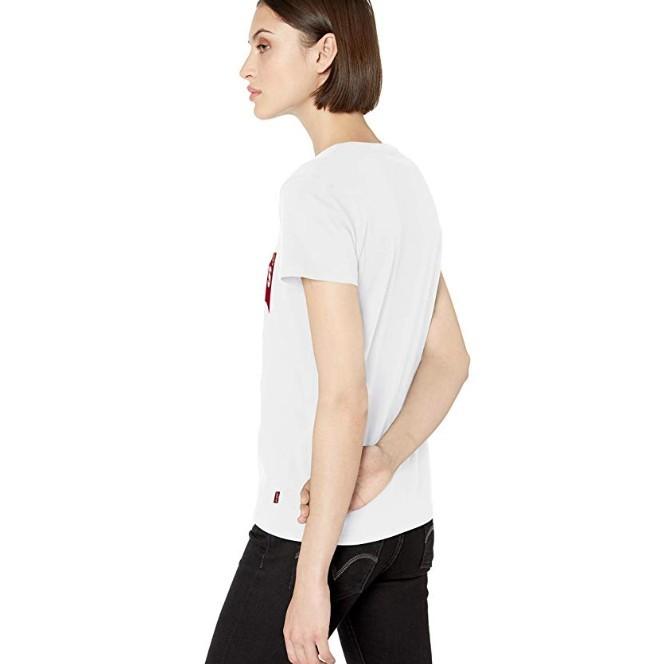 Levi\'s 李维斯 2000235108 女款全棉LogoT恤