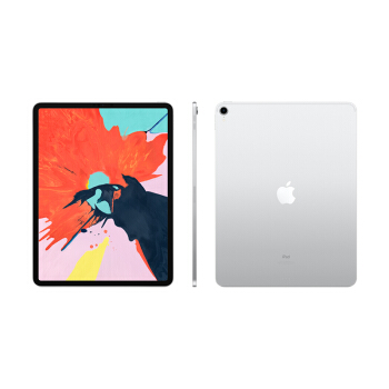 Apple 苹果 2018款 iPad Pro 12.9英寸平板电脑 银色 WLAN版 1TB