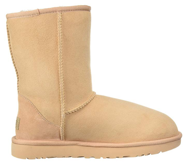 UGG australia 经典沙色雪地靴
