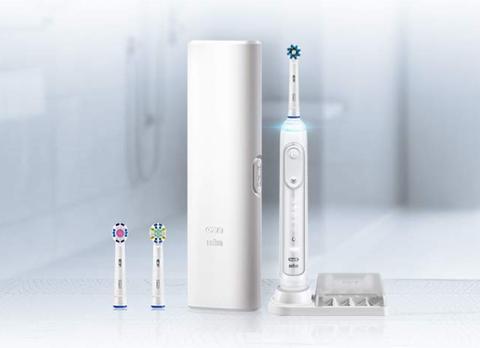 Oral-B 欧乐-B Pro 7500 智能蓝牙电动牙刷