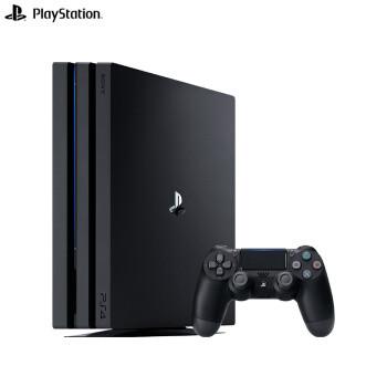 SONY 索尼 PlayStation4 Pro(PS4 Pro)游戏主机 + 《地平线》+《漫威蜘蛛侠》