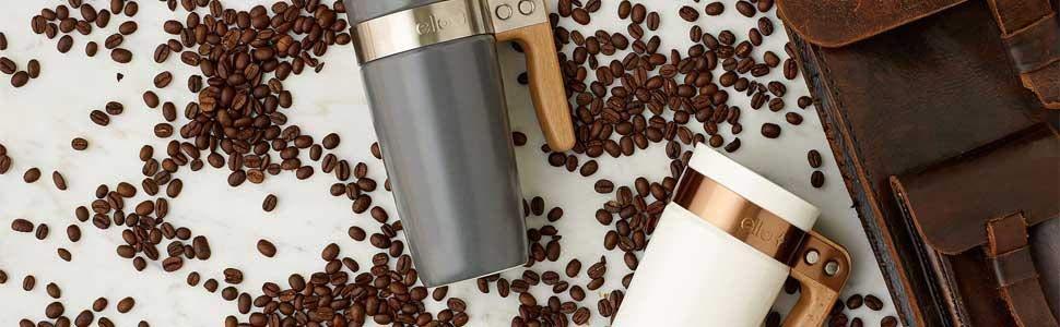 Ello 陶瓷随行杯咖啡杯