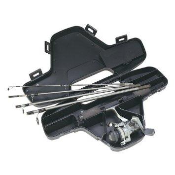 Daiwa Mini System Minispin 超轻放线器和鱼竿组合(附带硬质手提箱)