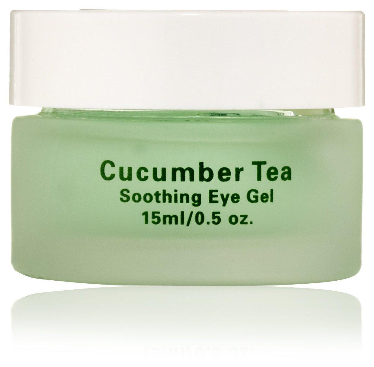 BASQNYC 黄瓜茶眼霜,0.5 盎司