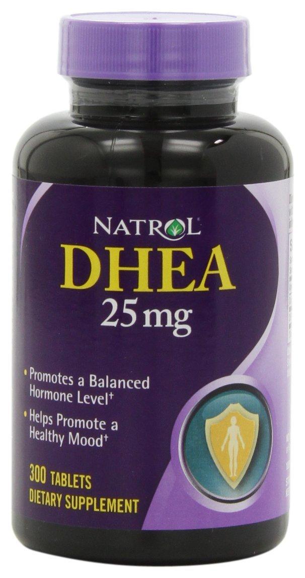 Natrol DHEA 片