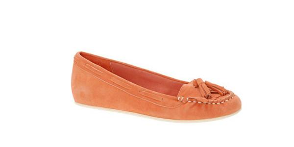 ALDO女款流苏平底鞋