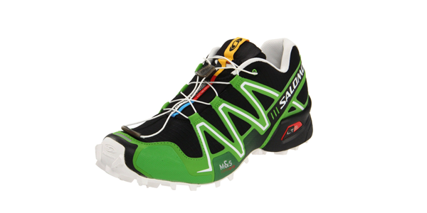 Salomon Speedcross3男士多种路面越野跑步鞋