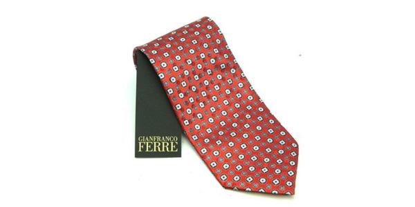 Ferre费雷男士商务休闲时尚真丝领带GF0095