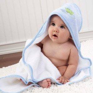6.7折!Baby Aspen超柔软婴儿浴室套装4件套