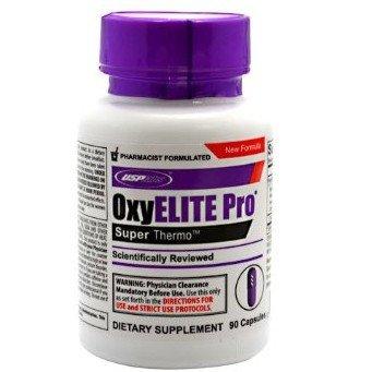 5.1折!USP Labs Oxyelite Pro 减肥胶囊