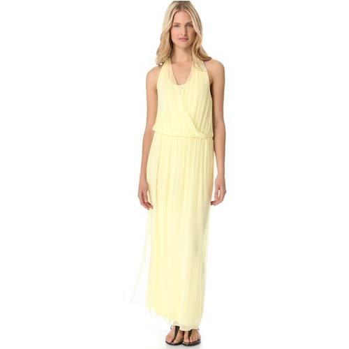 8折!alice + olivia 裹身前幅长连衣裙
