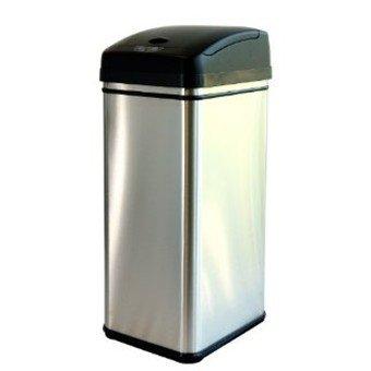 7.1折!iTouchless 感应式除臭不锈钢垃圾桶