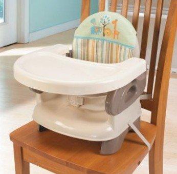 方便携带且更安全舒适!Summer Infant豪华舒适婴幼儿餐椅