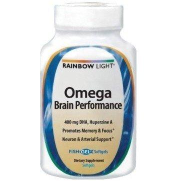 5.9折!Rainbow Light顶级健脑鱼油软胶囊