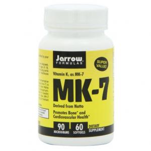 杰诺MK-7维生素胶囊心血管保健品60粒 5.5折!