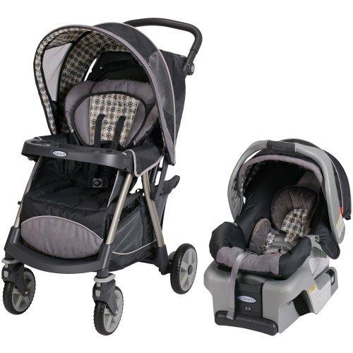 葛莱 儿童推车+婴儿汽车安全座椅