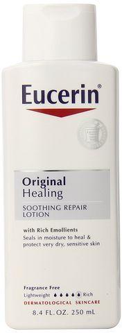 新低价:Eucerin 优色林  Moisturizing Lotion 舒缓修复保湿霜 (250ml*3瓶)