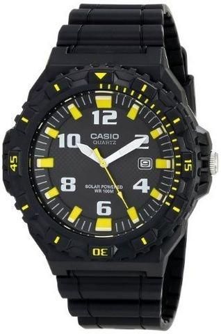 凑单品:Casio 卡西欧 MRW-S300H-1B3VCF 太阳能腕表