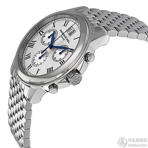 新低价:RAYMOND WEIL 蕾蒙威 Tradition系列 4476-ST-00650 男款时装腕表