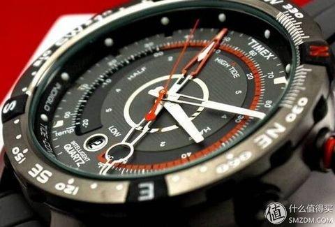 TIMEX 天美时 Adventure系列 T2N720 男款运动腕表 (潮汐、温度、指南针)*2块
