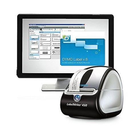 新低价:DYMO LabelWriter 450 热敏不干胶标签打印机