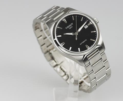 Tissot 天梭 T0604071105100 T-Tempo 男款机械腕表