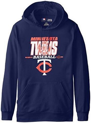 凑单品:MLB 美职棒球 Minnesota 男士帽衫