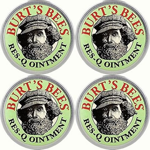 凑单品:BURT'S BEES 小蜜蜂 Res-Q 紫草软膏 0.3盎司*4个