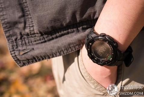 新补货:CASIO 卡西欧 PRW-3000-1ACR 登山系列 男款腕表