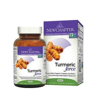 凑单品:NEW CHAPTER 新章 Turmeric Force 姜黄护肝胶囊 60粒
