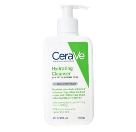 CeraVe Hydrating Cleanser 低泡温和 洁面乳 237ml