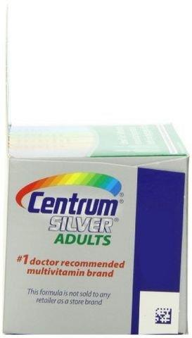 凑单品:Centrum 善存 Silver Adults 50+  银善存老年人复合维生素 125粒