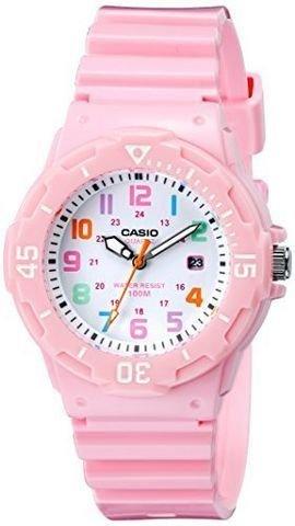新补货:CASIO 卡西欧 LRW-200H-4B2VCF 女士时装腕表