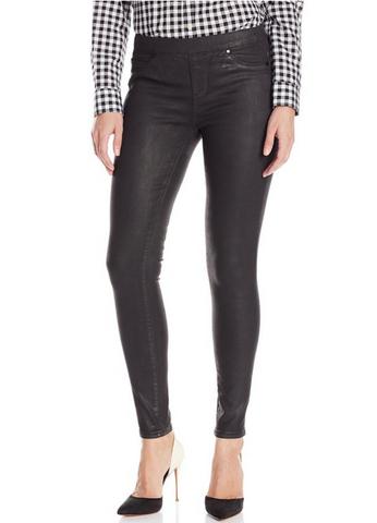 26码以上:Calvin Klein Jeans Knitigo Pull-On 女士修身牛仔裤