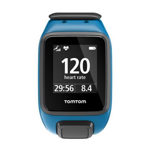 限S码:TomTom Spark Music + Cardio 光学心率GPS运动表