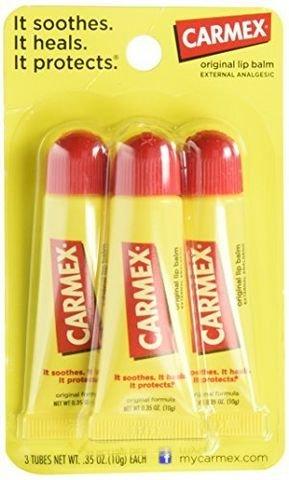 凑单品:Carmex 原味经典润唇膏 10g*3支