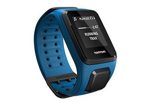 TomTom Spark Music + Cardio 光学心率GPS运动表(蓝牙耳机套装)