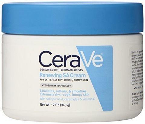 CeraVe Renewing SA 水杨酸新生塑颜保湿霜 340g