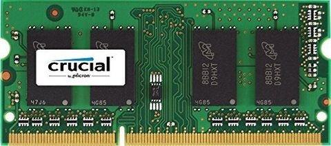 crucial 英睿达 DDR3 1600 8G 笔记本内存