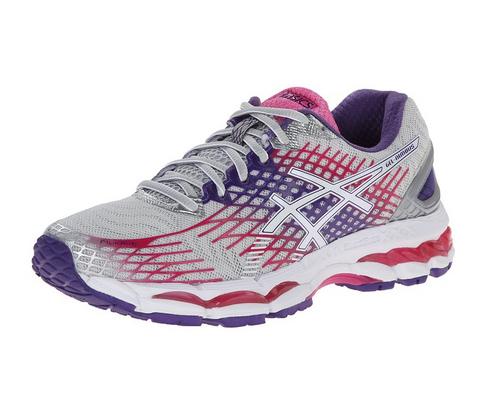 限6(2A)码:ASICS 亚瑟士 GEL-NIMBUS 17 女款顶级缓震跑鞋