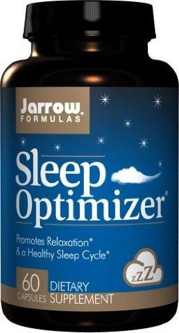Jarrow FORMULAS 杰诺 Sleep Optimizer 睡眠优化胶囊 60粒
