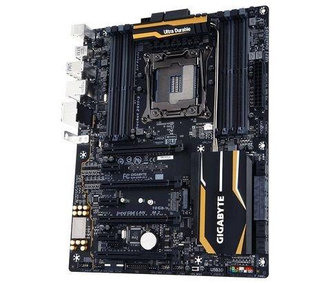 新补货:Gigabyte 技嘉 GA-X99-SLI 主板(OC槽)