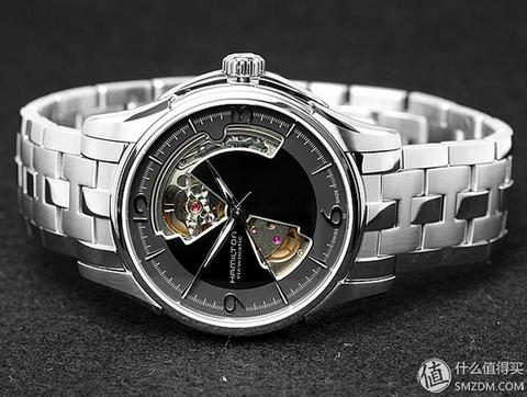 HAMILTON 汉米尔顿 JazzMaster 爵士大师系列 HML-H32565135 男士机械腕表
