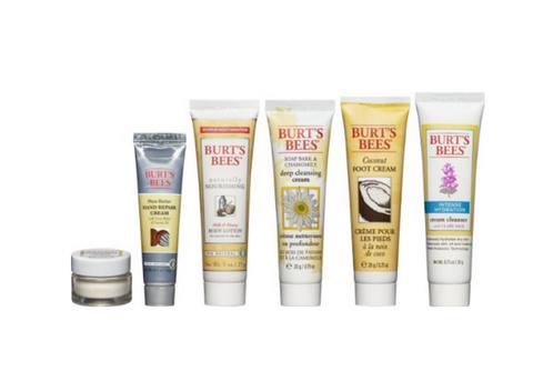 凑单品:BURT'S BEES 小蜜蜂 护肤6件套